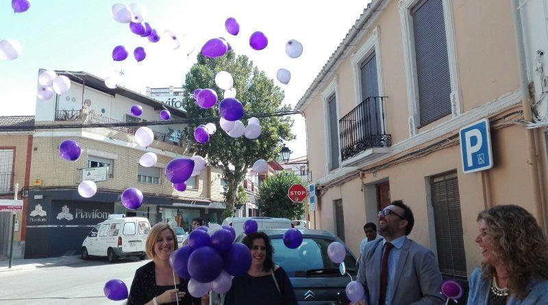 Matilde Ramiro, Irene Justo, Leandro Martín y Ana María Palomares inauguran el Centro Municipal de Información a la Mujer