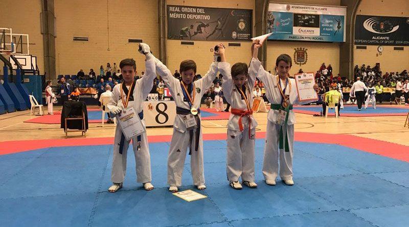 Campeonato de España por clubes de Taekwondo 2016