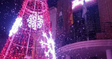 La Navidad llega a Vegas del Genil
