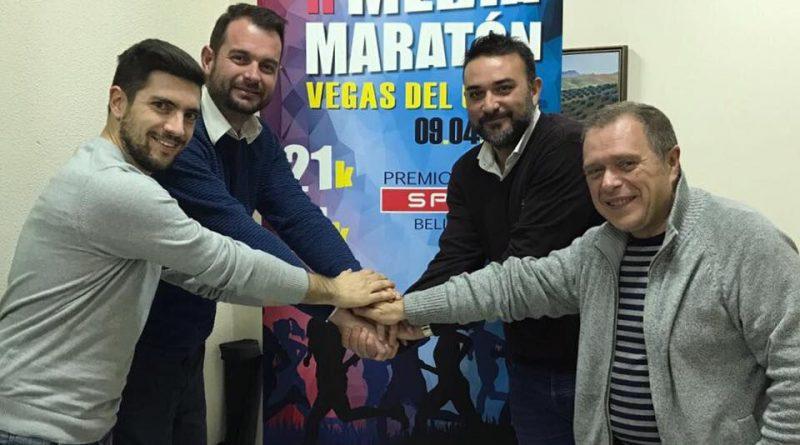 II Media Maratón de Vegas del Genil