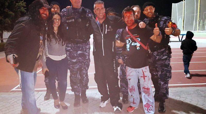 Vegas del Genil organiza una gymkhana zombie para celebrar Halloween