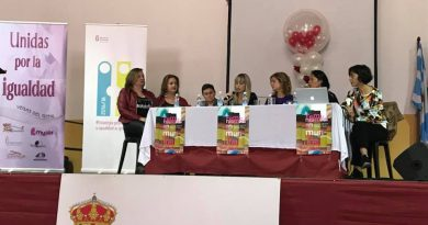 Más de 250 mujeres de la provincia participan en un encuentro por la igualdad en Vegas del Genil