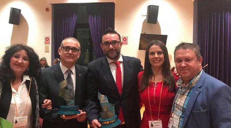 Vegas del Genil recibe un premio andaluz por un proyecto pionero para promocionar la lectura