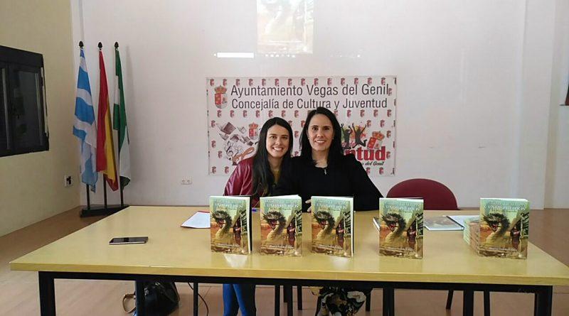"""La escritora Amanecer González presenta en Vegas del Genil su nueva novela fantástica, """"El Báculo Sagrado"""""""
