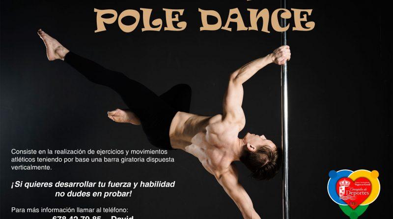 Nuevo taller deportivo Pole Dance