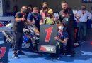 Una empresa de Vegas del Genil fabrica motos de competición para países de todo el mundo